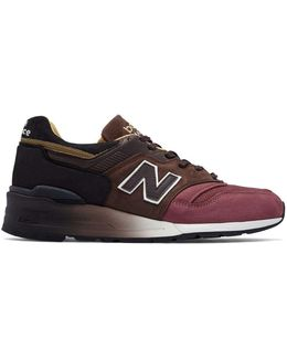 M997dwb Burgundy Brown 'made In Usa'