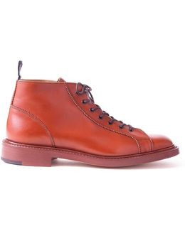 + Todd Snyder Ethan Monkey Boot In Brown