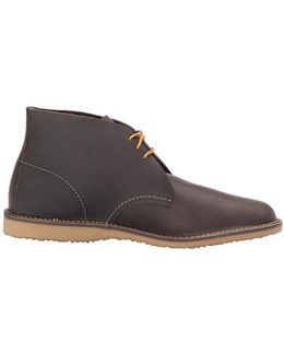 Red Wing Chukka Boot In Concrete