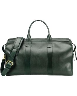 Lotuff Duffle Travel Bag In Green