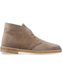 Desert Boot In Taupe