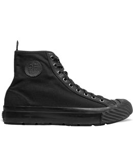 Grounder Canvas Sneakers