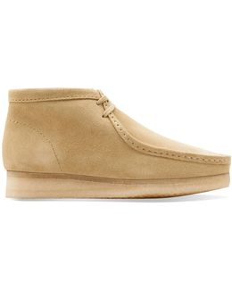Wallabee Maple Boots
