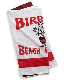 Exclusive Birdwell Towel