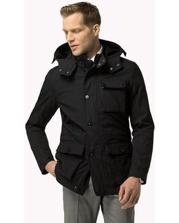 Memory Canvas Airfield Jacket