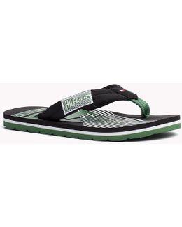 Webbing Flip Flops
