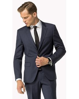 Suit Separate Fitted Blazer