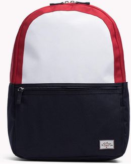 Nylon Twill Backpack