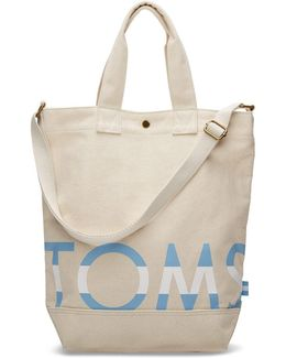 Natural Compass Tote