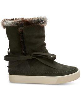 Forest Suede Women's Vista Boots