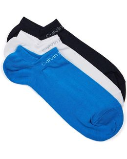Assorted Colour Socks 3 Pack