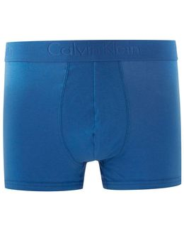 Blue Trunks