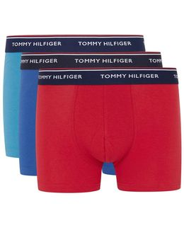 Assorted Colour Trunks 3 Pack