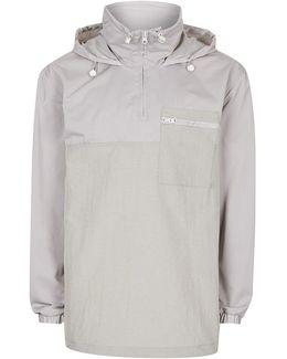 Reflective Grey Lightweight Jacket