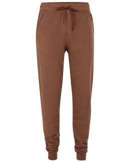 Brown Slim Joggers*