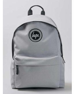 Pastel Grey Backpack*