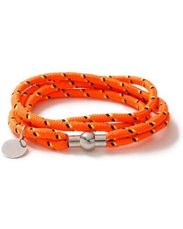 Orange Abseil Bracelet*
