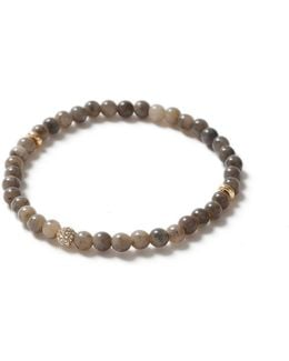 Grey Beaded Bracelet*