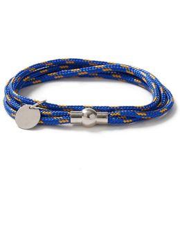 Blue Abseil Bracelet*