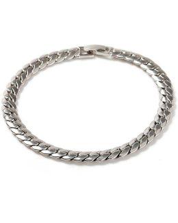 Silver Chain Bracelet*