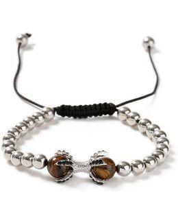 Claw Beaded Bracelet