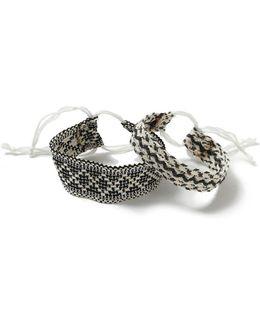 Fabric Bracelets*