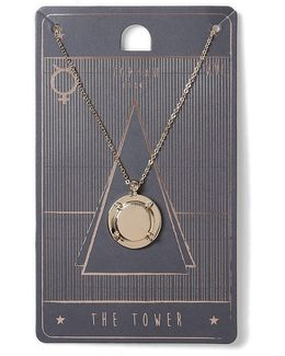 The Tower Tarot Necklace*