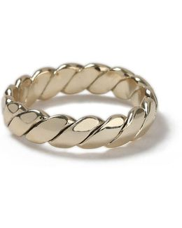 Gold Woven Ring*