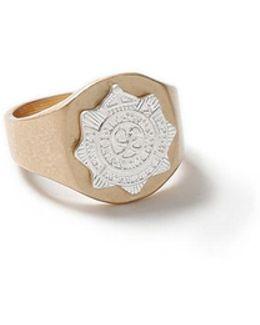 Sheriff Signet Ring
