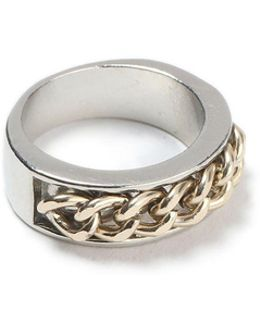Silver Chain Ring*