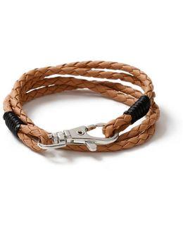 Brown Wrap Bracelet