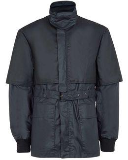Rogues Of London Black Jacket