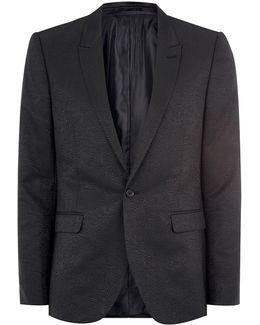 James Bay X Black Suit Jacket