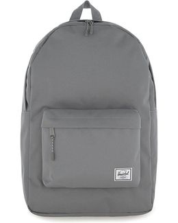 Classic Grey Backpack