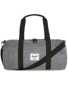 Double Handle Holdall