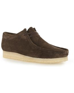 S Dark Brown Shoes