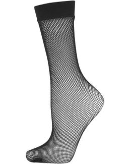 Micronet Socks By Jonathon Aston