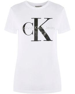 Shrunken Logo T-shirt By