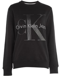 Logo Sweatshirt By
