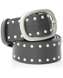 Double Faced Stud Belt