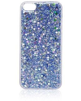 Iridescent Glitter Iphone 5s Case
