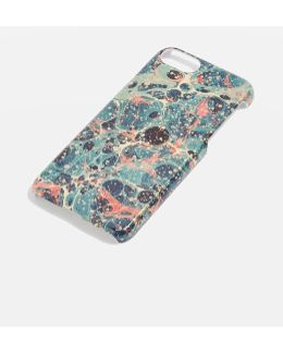 Marble Splatter Iphone 6/7 Phone Case