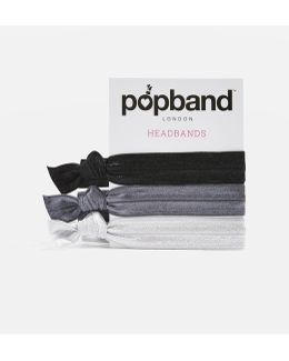 Popband Headband Trio