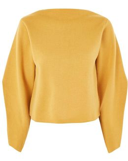 Extreme Sleeve Knit Jumper
