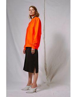 Boxy Sweatshirt By Boutique