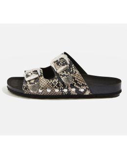 Falcon Snake Style Sliders