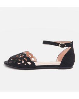 Hoop Lasercut Shoes