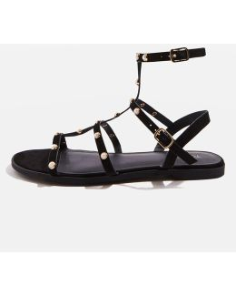Hive Pearl Detail Sandals