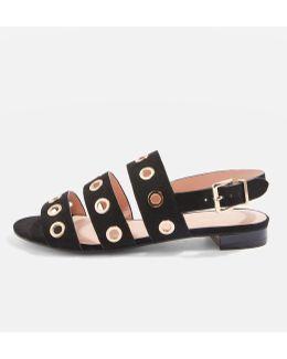 Honeymoon Rivet Sandals