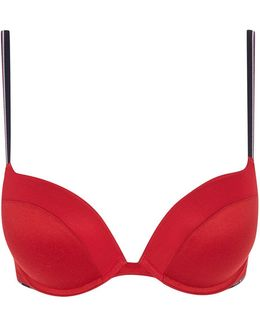 Stripe Bra By Tommy Hilfiger